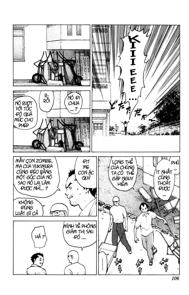Angel Densetsu chap 45 - Trang 4