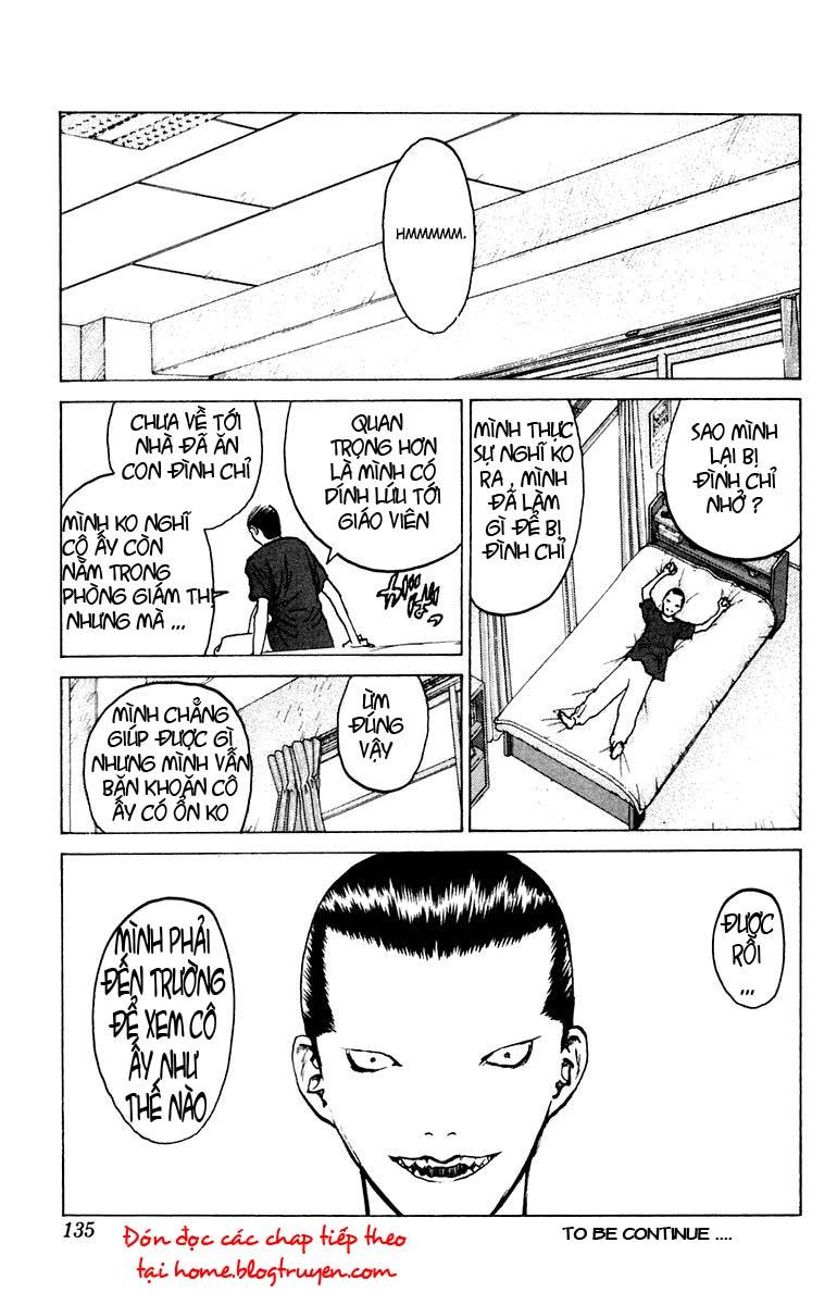 Angel Densetsu chap 45 - Trang 33