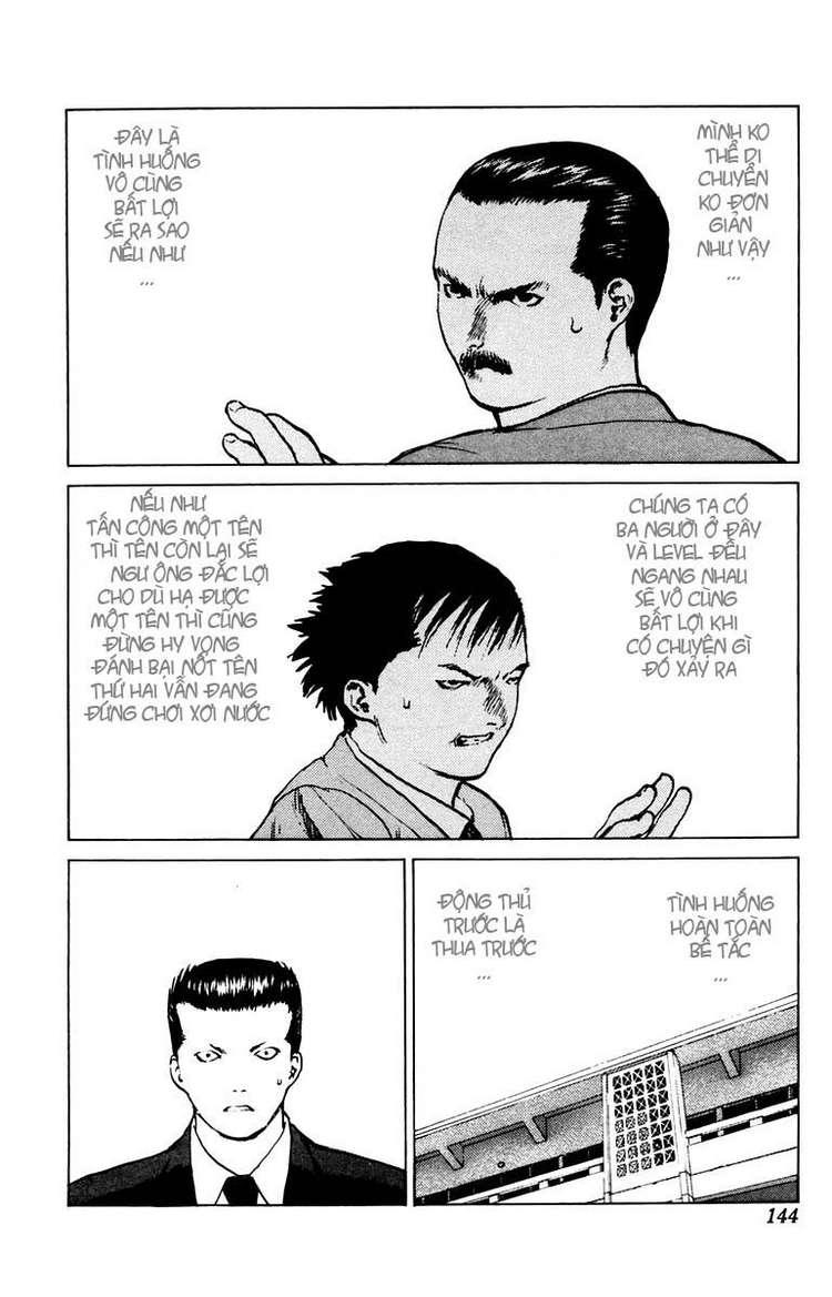 Angel Densetsu chap 40 Trang 5