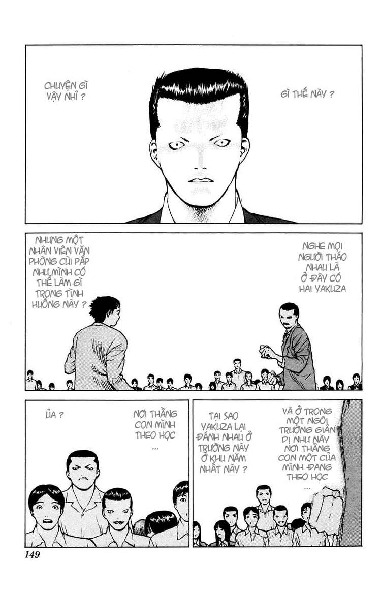 Angel Densetsu chap 40 Trang 10