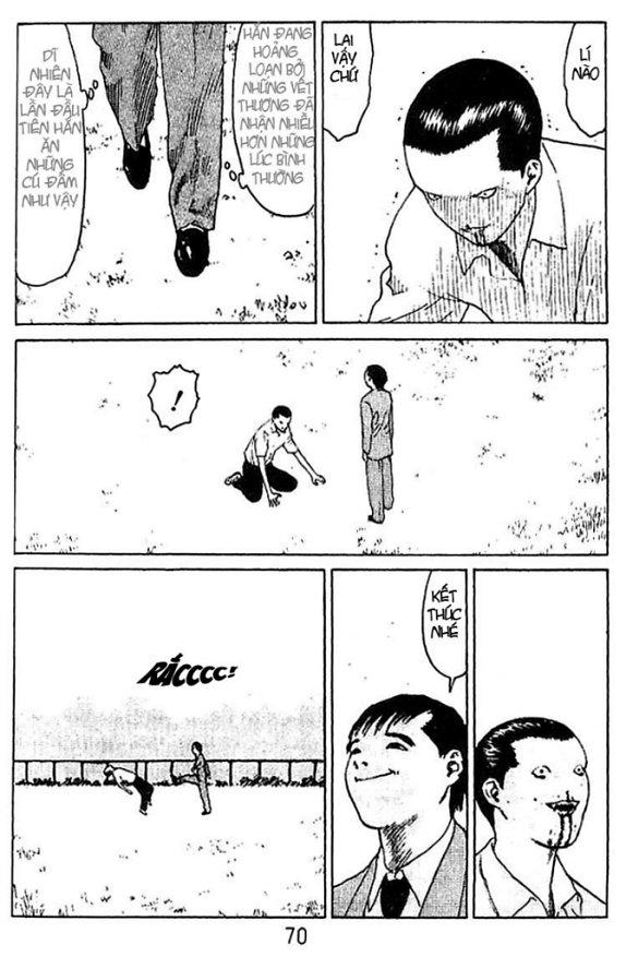 Angel Densetsu chap 33 - Trang 32