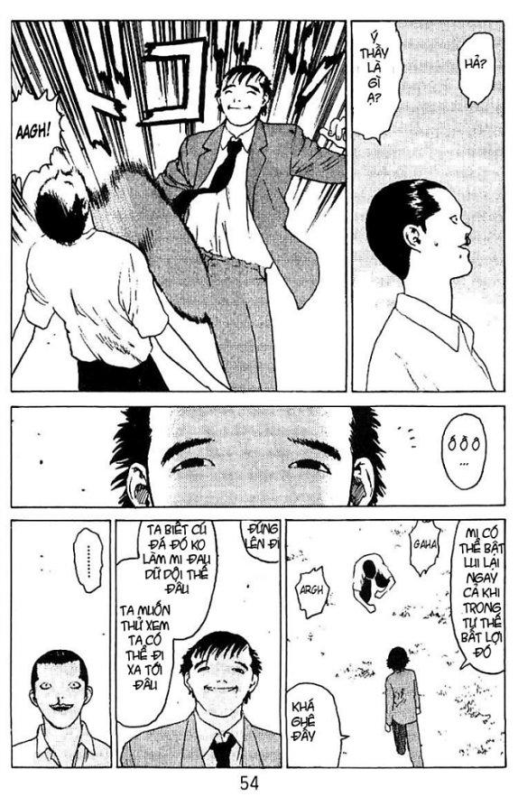 Angel Densetsu chap 33 - Trang 16