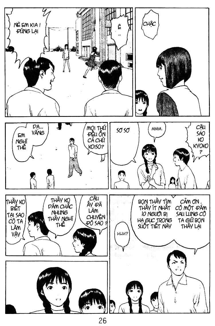 Angel Densetsu chap 32 - Trang 20