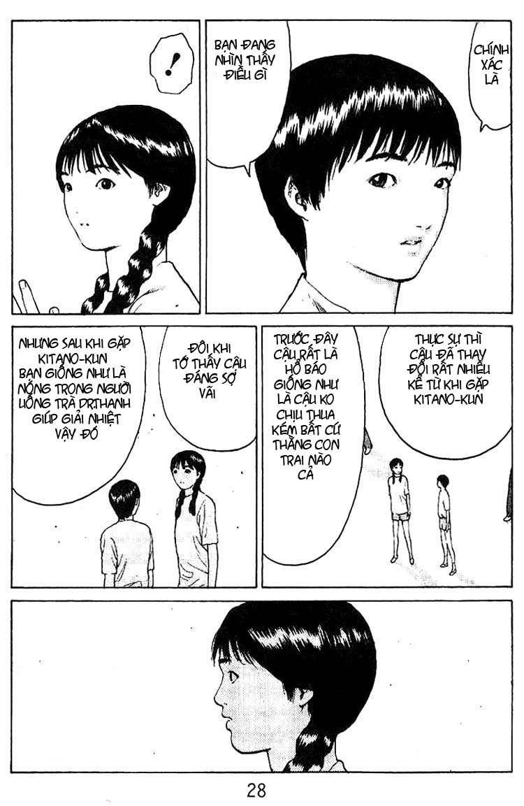 Angel Densetsu chap 32 - Trang 22