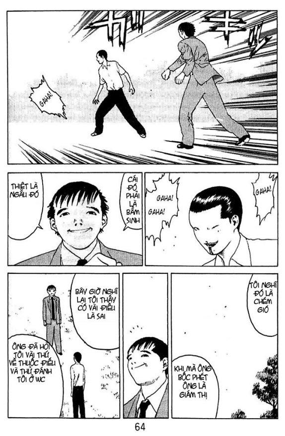 Angel Densetsu chap 33 - Trang 26