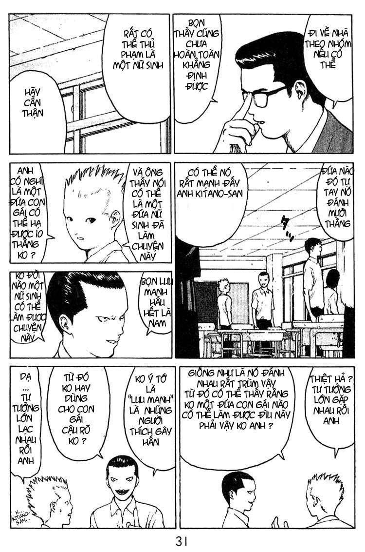 Angel Densetsu chap 32 - Trang 25