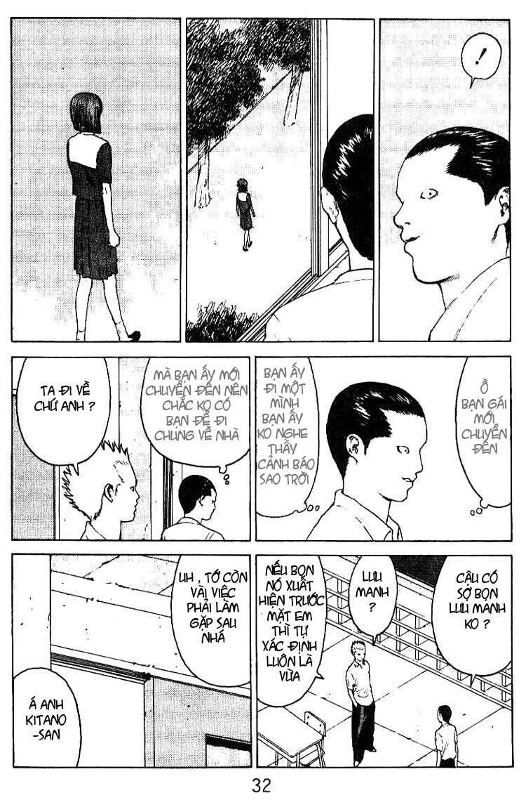 Angel Densetsu chap 32 - Trang 26