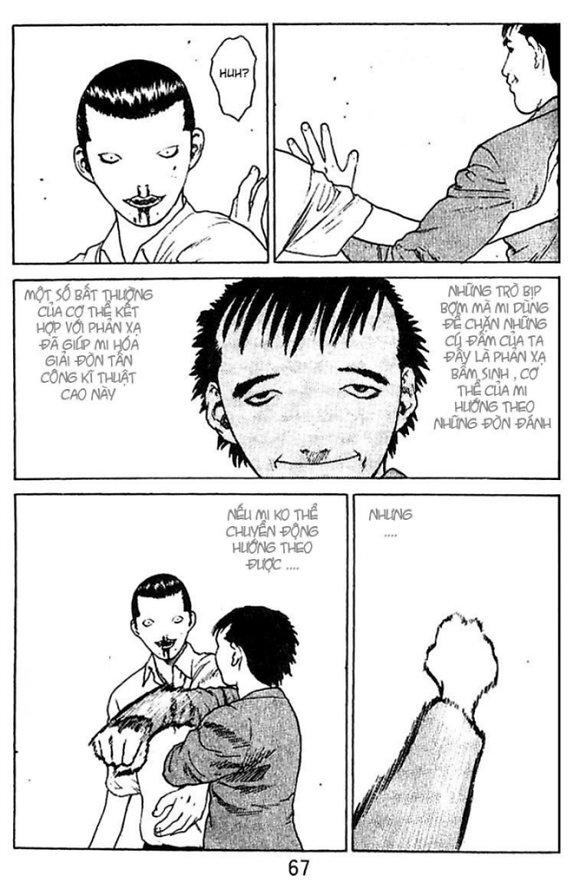 Angel Densetsu chap 33 - Trang 29