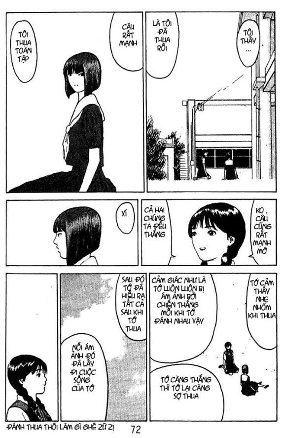 Angel Densetsu chap 33 - Trang 34
