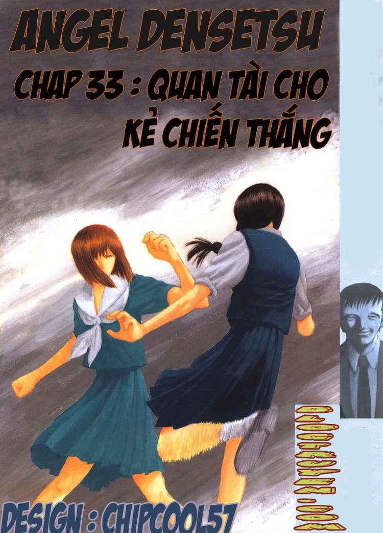 Angel Densetsu chap 32 - Trang 32