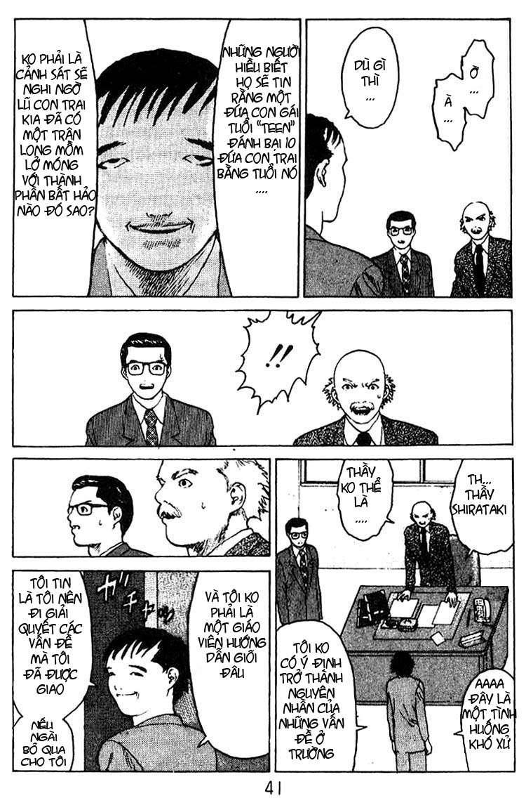 Angel Densetsu chap 33 - Trang 3
