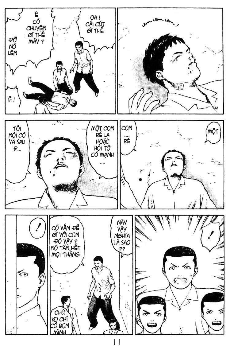 Angel Densetsu chap 32 - Trang 5