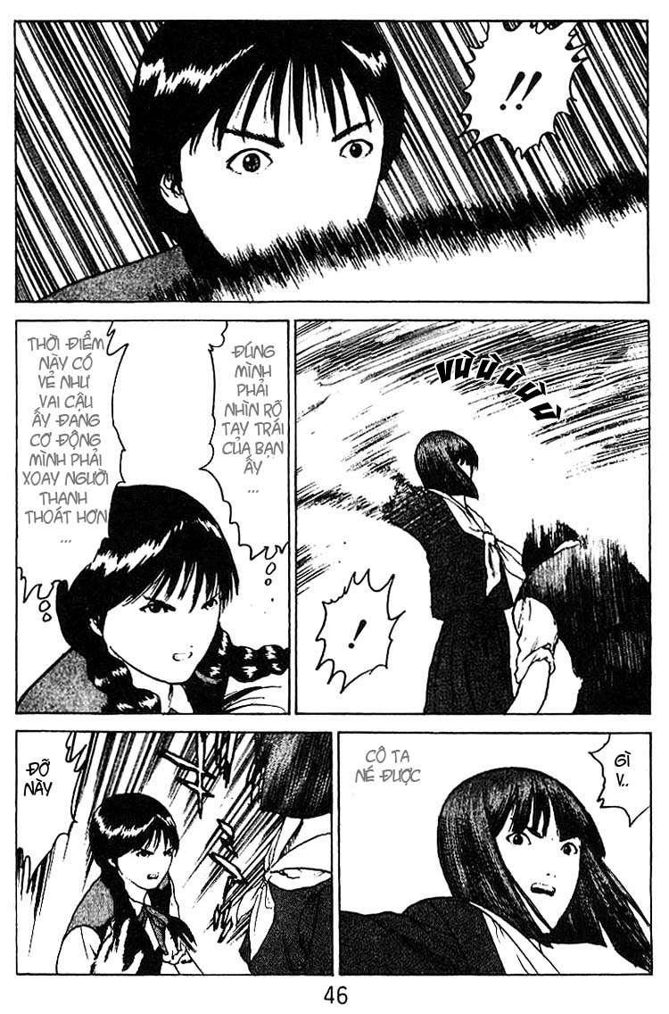 Angel Densetsu chap 33 - Trang 8