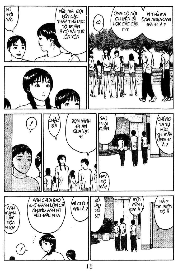 Angel Densetsu chap 32 - Trang 9