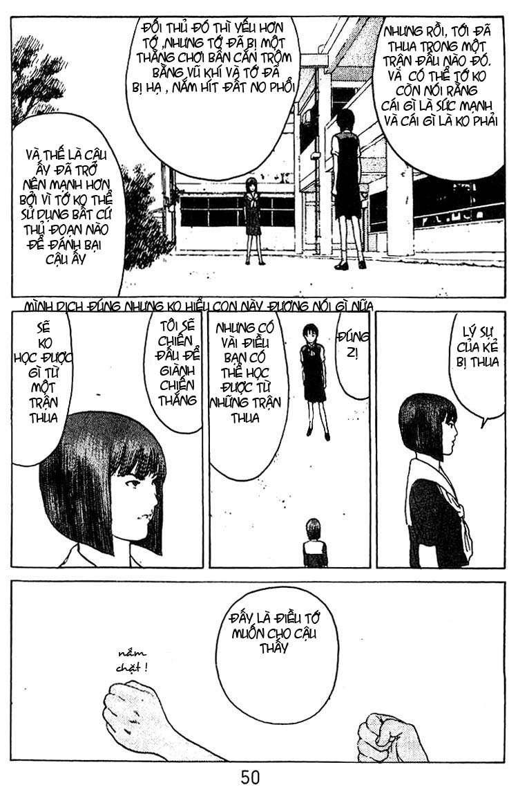 Angel Densetsu chap 33 - Trang 12