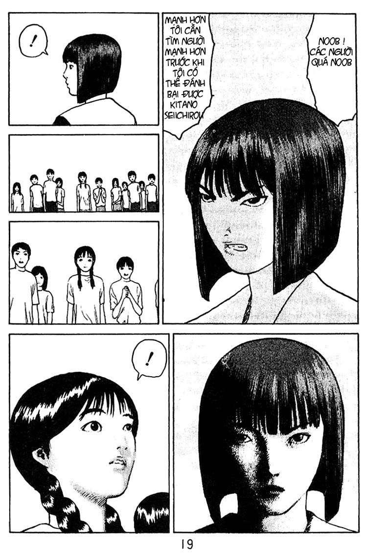 Angel Densetsu chap 32 - Trang 13