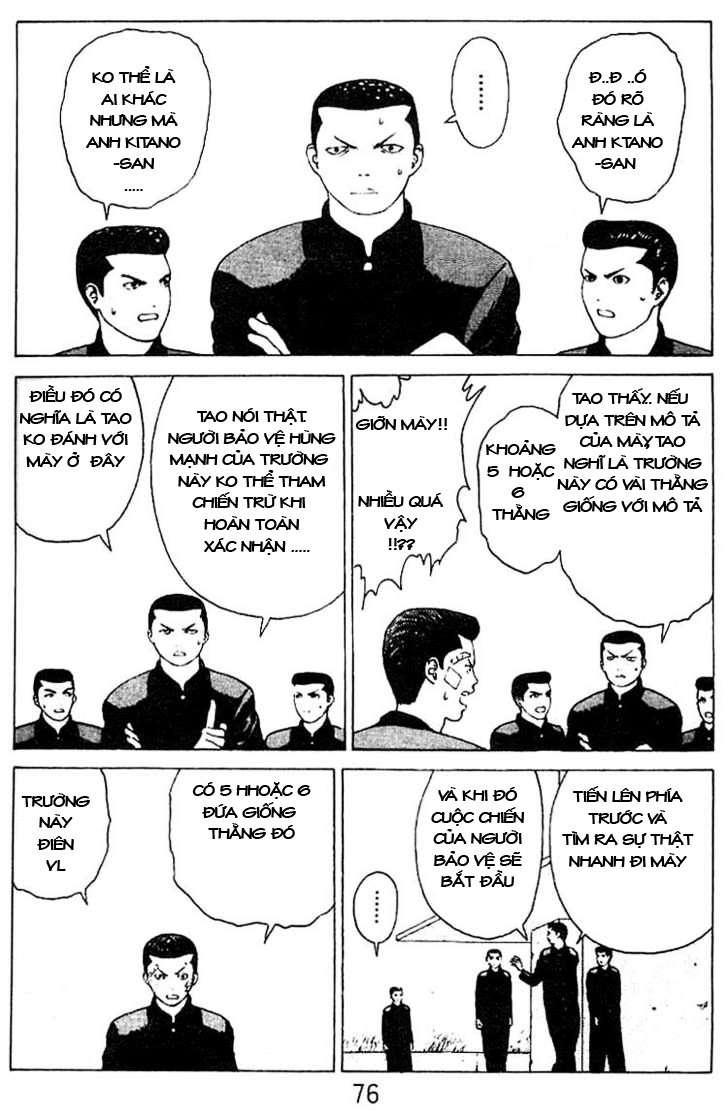 Angel Densetsu chap 24 - Trang 7