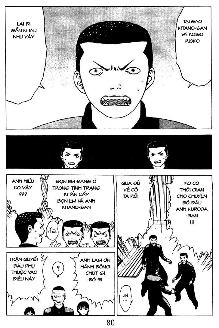 Angel Densetsu chap 24 - Trang 11