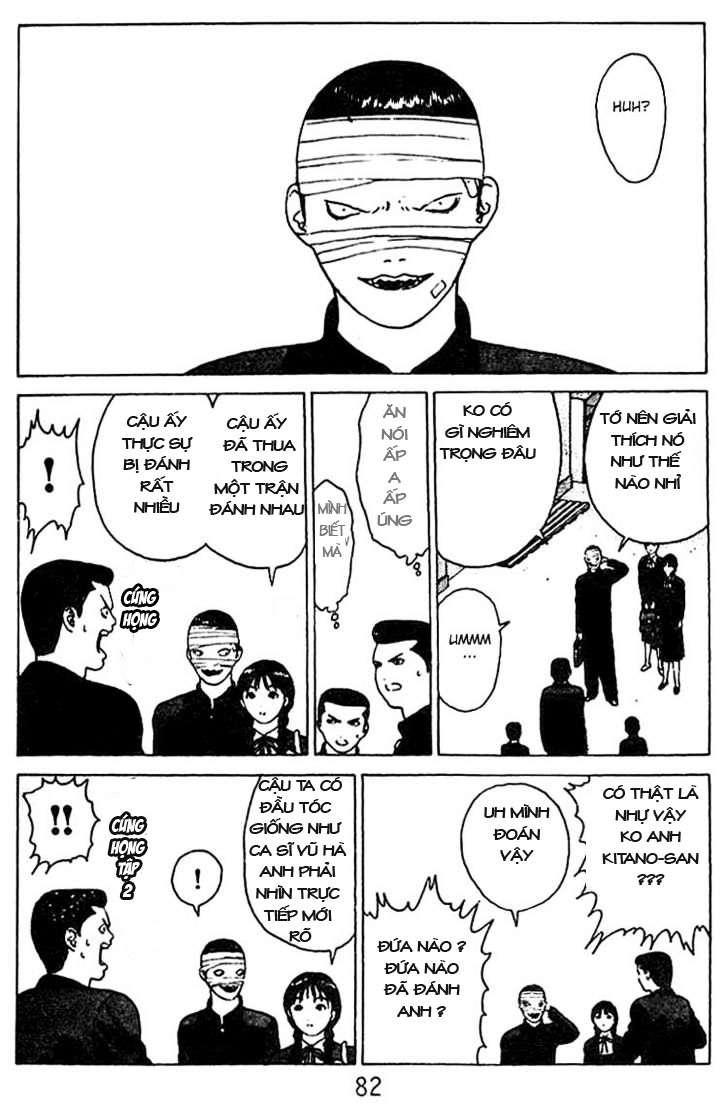 Angel Densetsu chap 24 - Trang 13