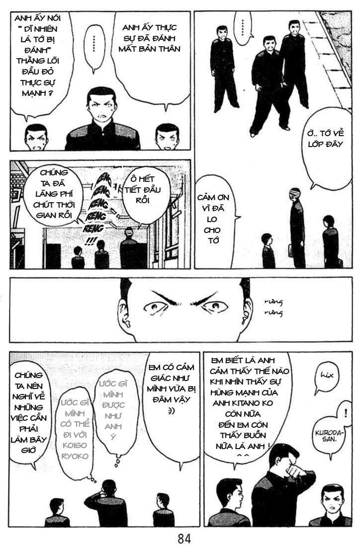 Angel Densetsu chap 24 - Trang 15