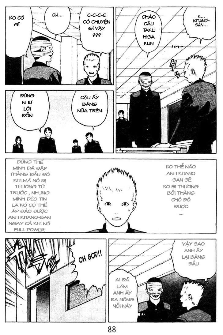 Angel Densetsu chap 24 - Trang 19