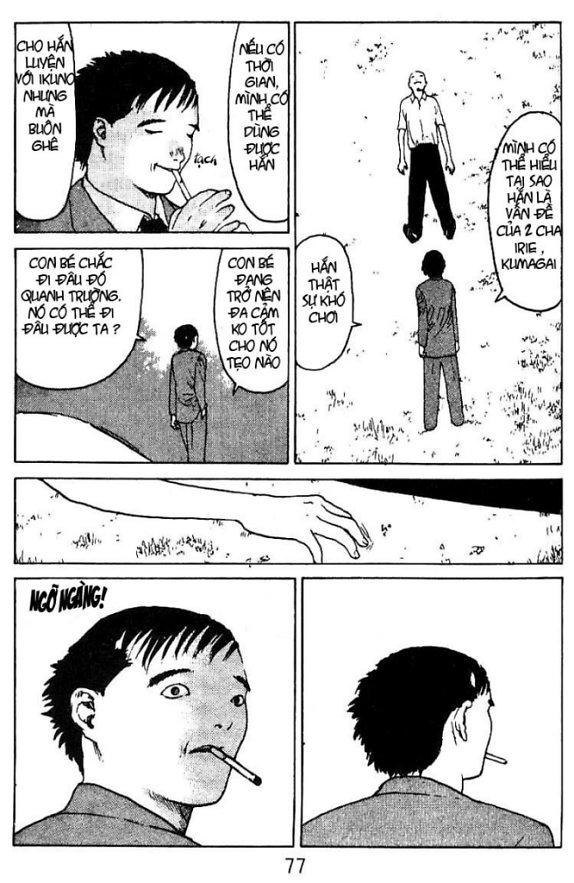 Angel Densetsu chap 33 - Trang 39