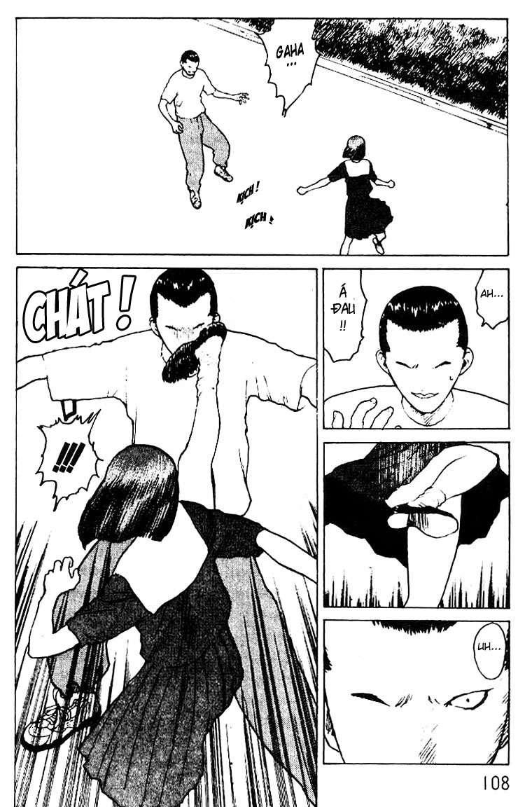 Angel Densetsu chap 30 - Trang 6