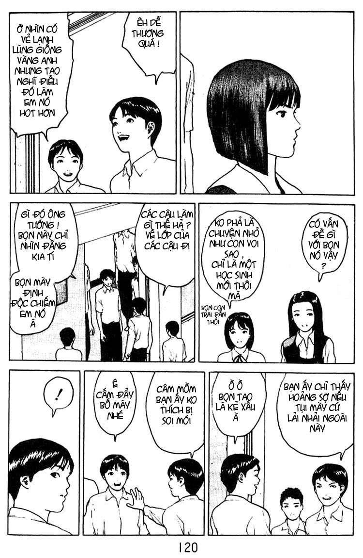 Angel Densetsu chap 30 - Trang 18