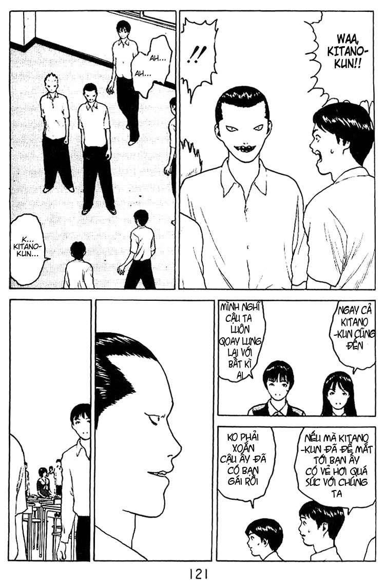 Angel Densetsu chap 30 - Trang 19