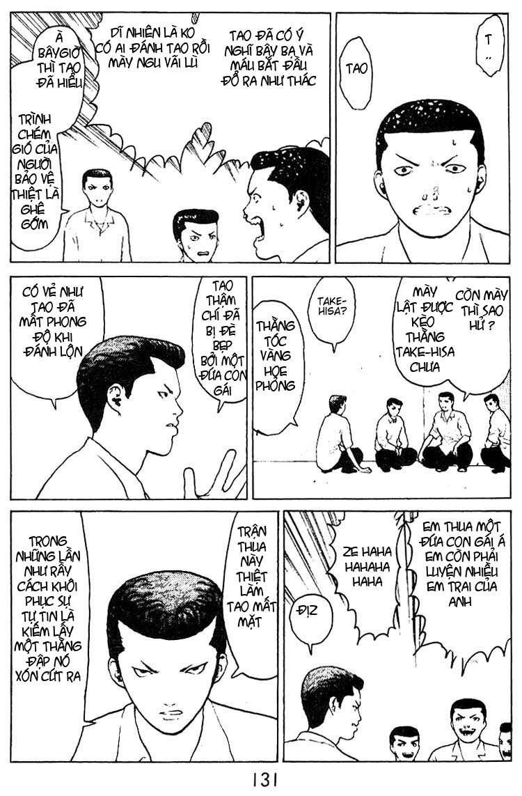 Angel Densetsu chap 30 - Trang 28