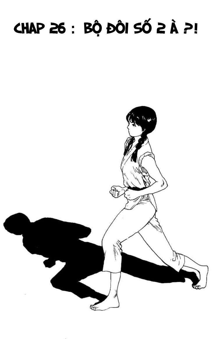 Angel Densetsu chap 26 - Trang 1