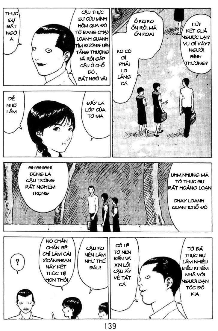 Angel Densetsu chap 26 - Trang 3