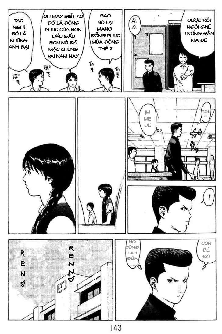 Angel Densetsu chap 26 - Trang 7