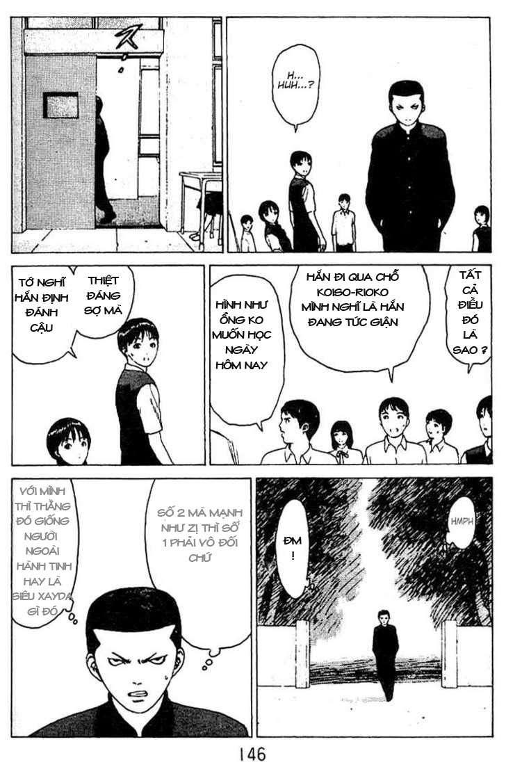 Angel Densetsu chap 26 - Trang 10
