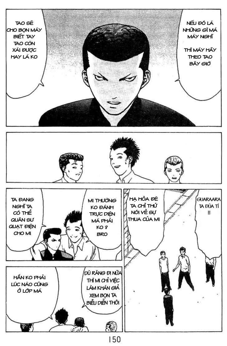 Angel Densetsu chap 26 - Trang 14