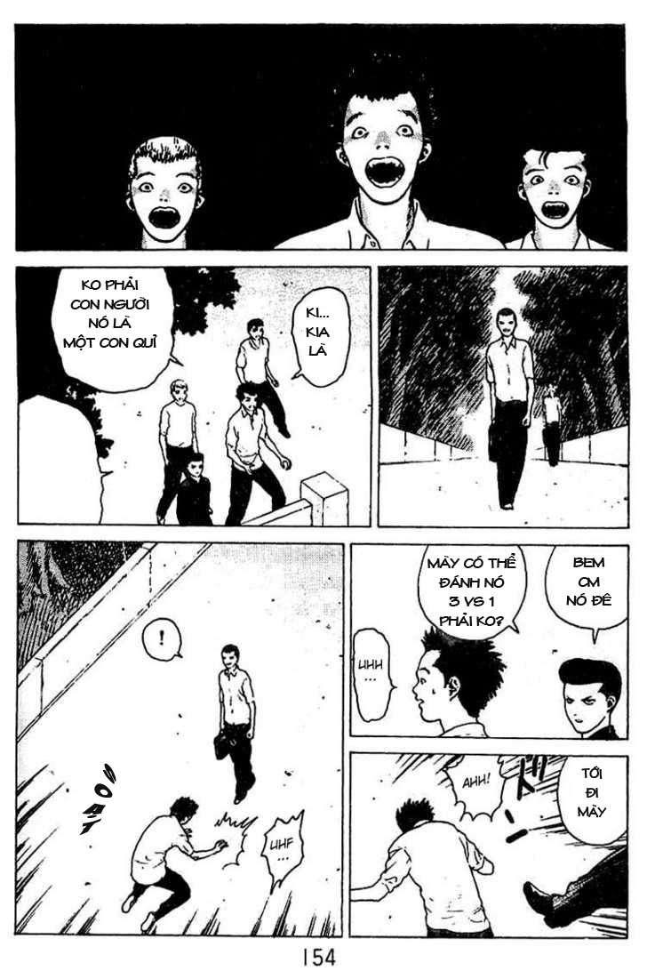 Angel Densetsu chap 26 - Trang 17