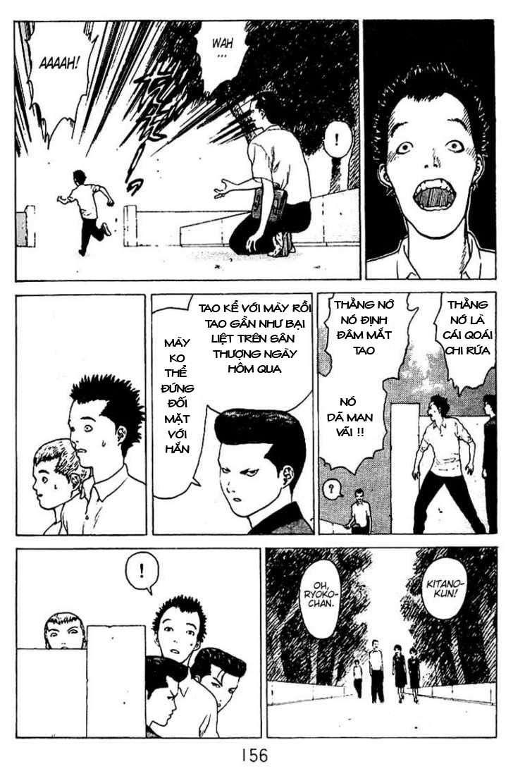 Angel Densetsu chap 26 - Trang 19