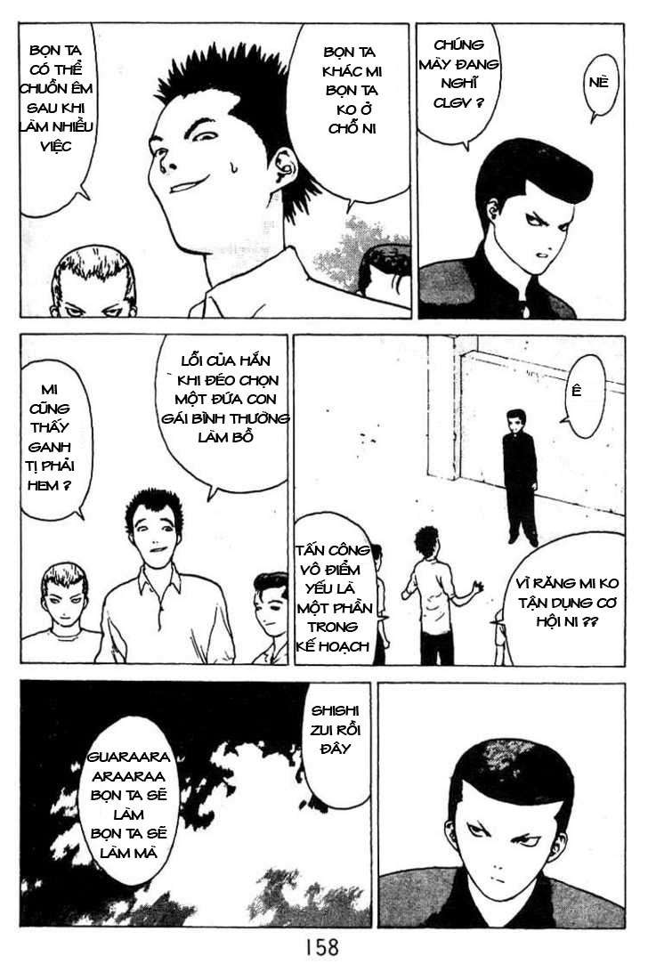 Angel Densetsu chap 26 - Trang 21