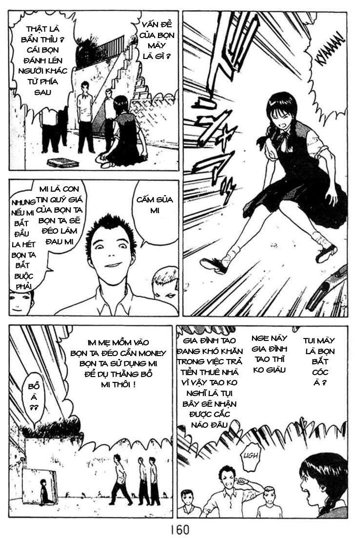 Angel Densetsu chap 26 - Trang 23