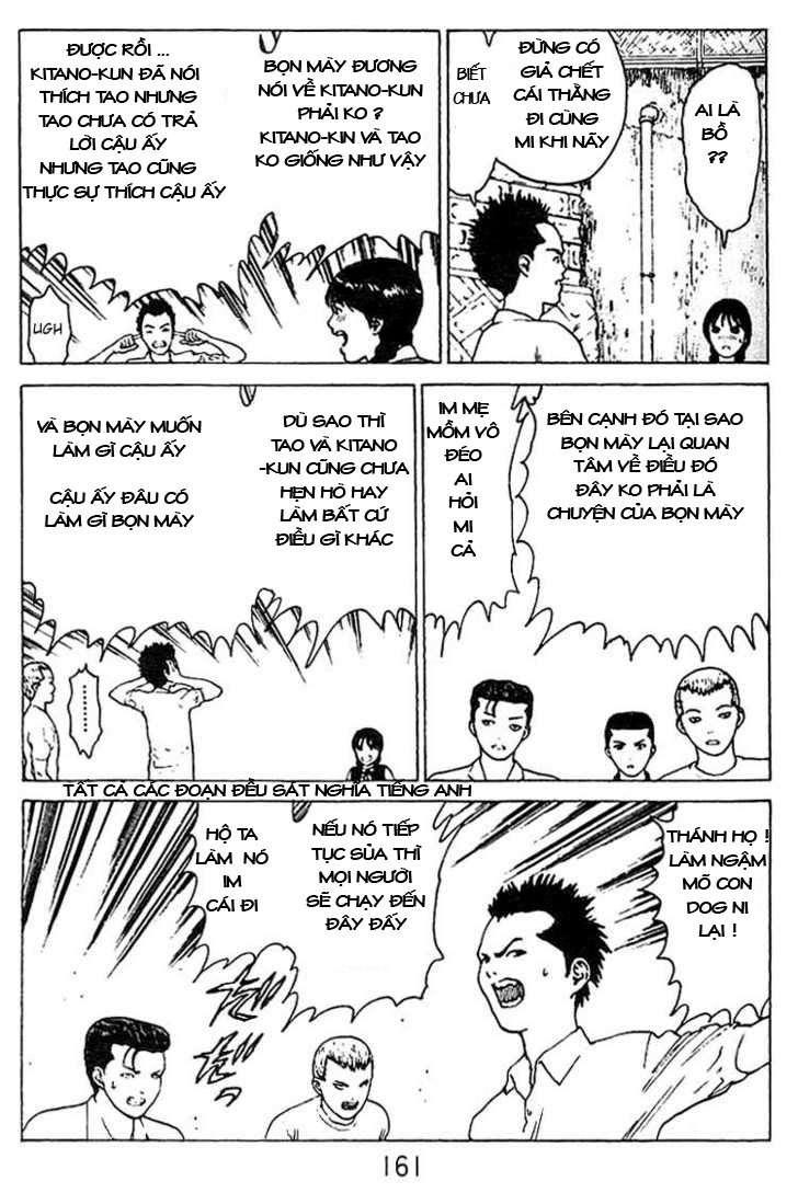 Angel Densetsu chap 26 - Trang 24