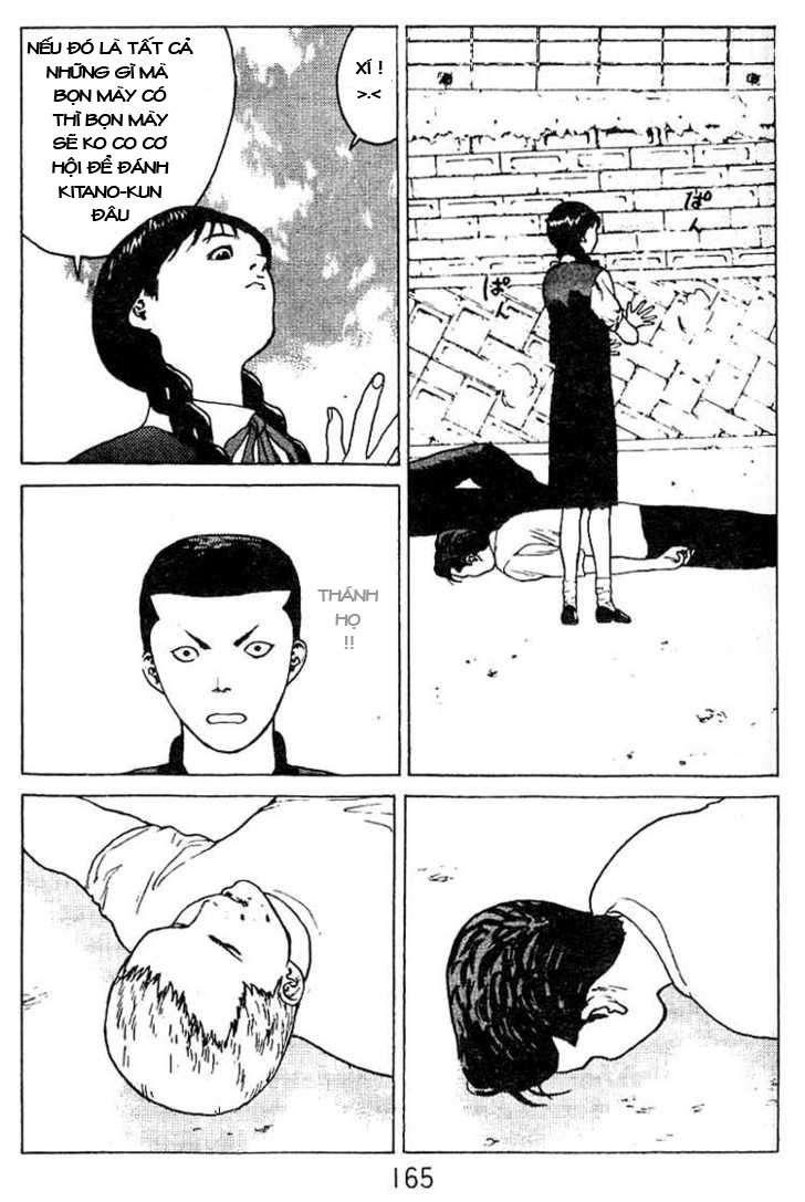 Angel Densetsu chap 26 - Trang 28