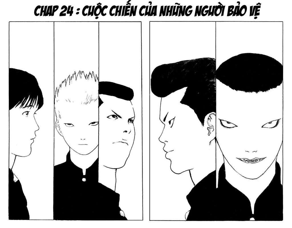 Angel Densetsu chap 24 - Trang 2