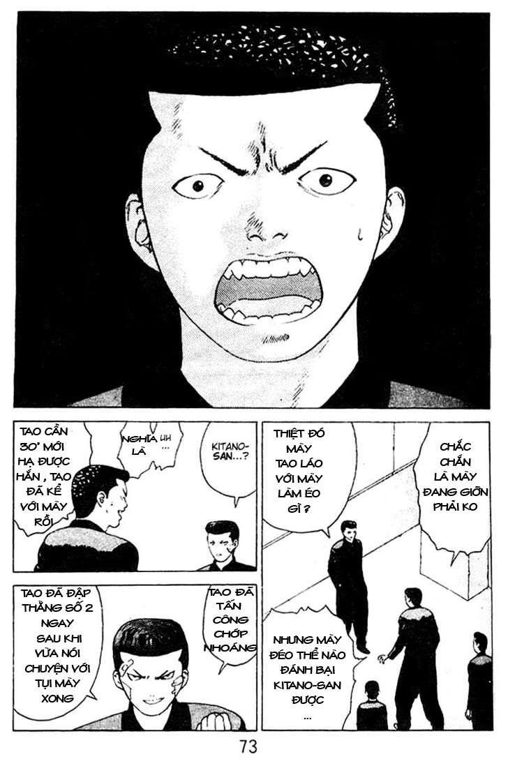 Angel Densetsu chap 24 - Trang 4