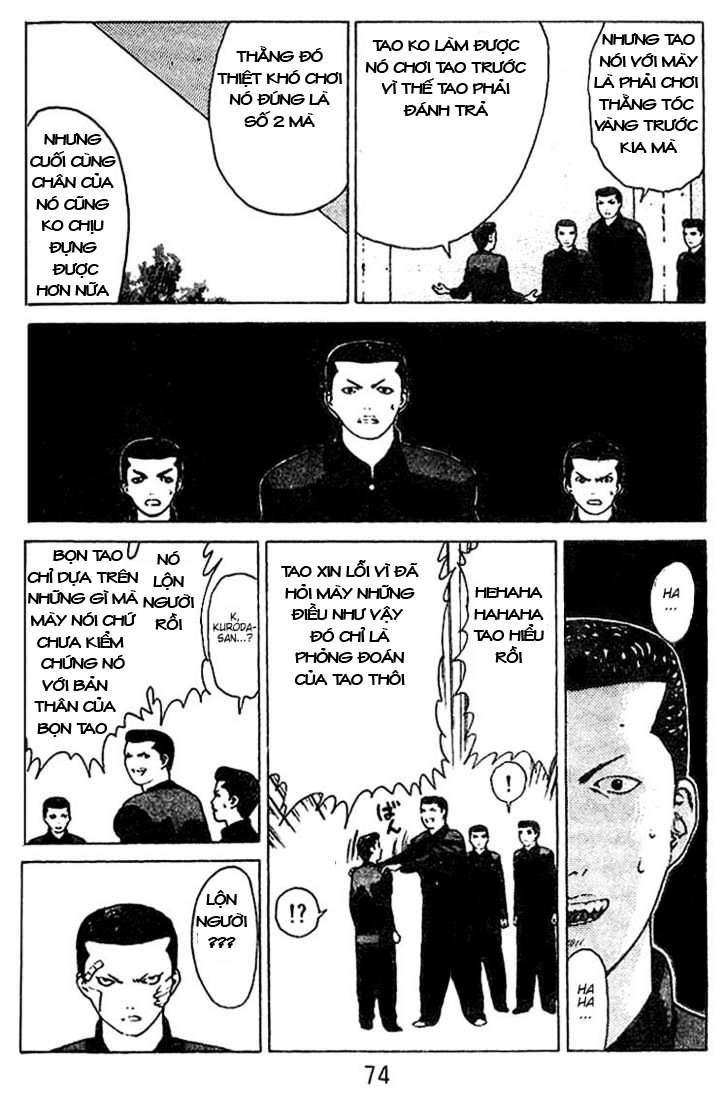 Angel Densetsu chap 24 - Trang 5