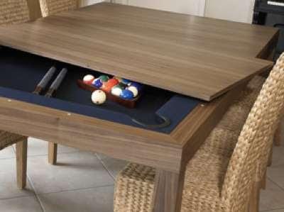La ventana de nikiki mesas de billar las mas modernas for Mesas de billar modernas