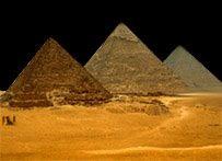 Arte Monumental - Pirâmides