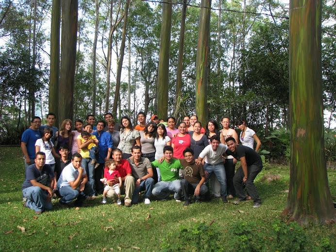 Celebración del día de la amistad 2010