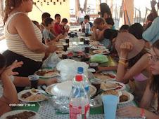 Almuerzo en Costa del Sol