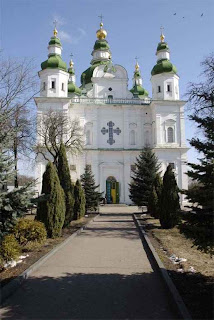 православний Троїцький собор Чернігова