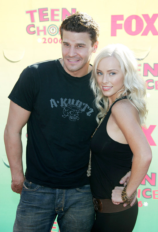 David Boreanaz Also Cheated with Porn Star, Shock